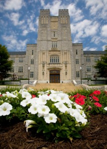 Burris Hall, Virginia Tech